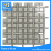 Wooden stone, Wooden marble tile, Basketweave Marble Cut to size