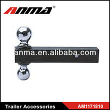 "Metal chrome 1-7/8"" Trailer Hitch Balls trailer hitch cover"