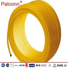 High quality yellow AS4176 1216mm natural gas welding PE AL PE composite pipe