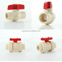 NPT Thread or Socket End 4 Inch PVC water ball valve