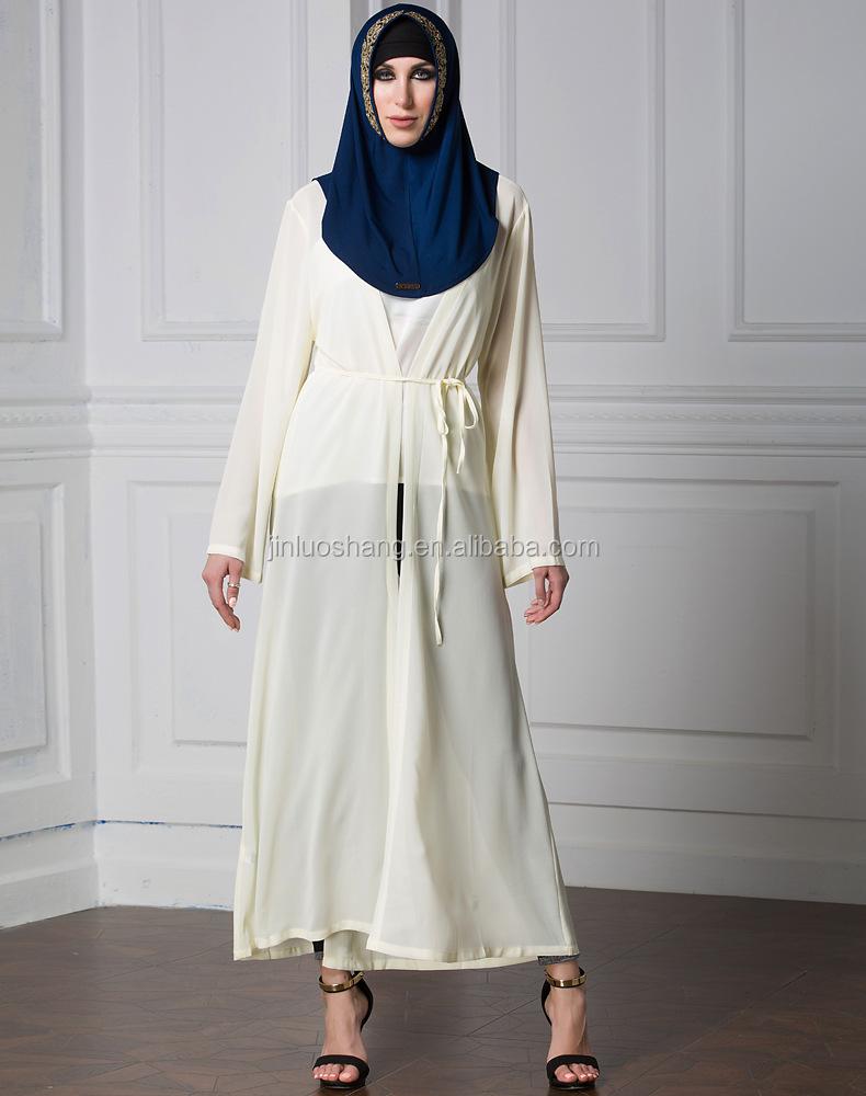 List Manufacturers Of Kimono Maxi Hijab Kaftan Buy Plain Modern Islamic Open Abaya 2017 Dubai