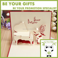 Welcome to Custom your personalized promotional 3d pop up greeting card