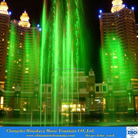 good water dancing fountain design