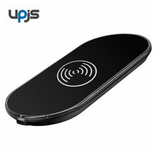 Hot selling wireless quick charger Qi Wireless Charging Pad for iPhone x mobile phone accessories factory in china