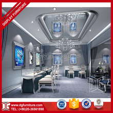 Customized retail modern jewelry shop showroom furniture