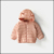 light fabric portable keep warm baby down jacket