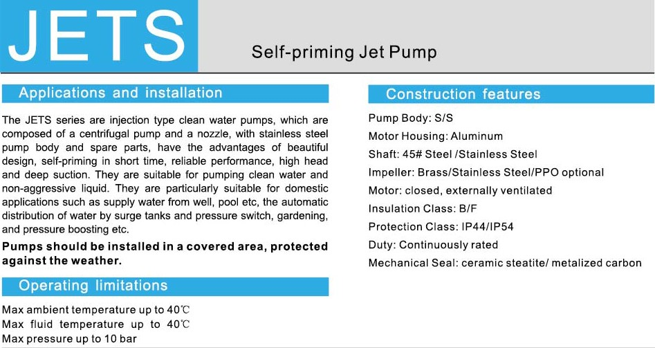 Useful and satisfactory water jet pump price bangladesh