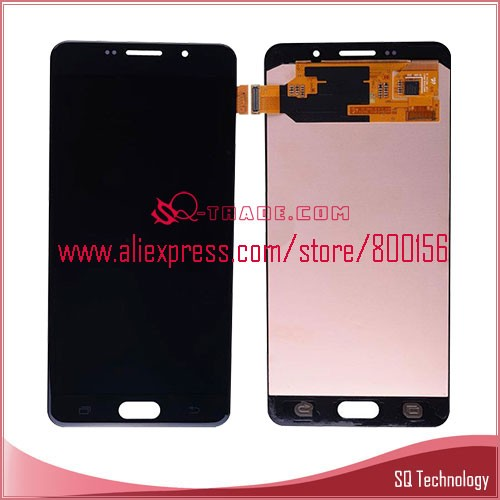 2016 New LCD Touch Screen for Samsung for Galaxy A710 A7100 A710M A710F assembly