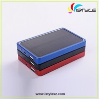 mobile phone solar power battery charger case