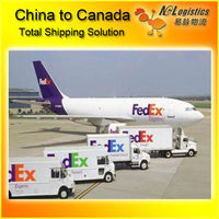 international express from China to Canada