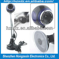 high definition Laptop desktop computer camera With a microphone
