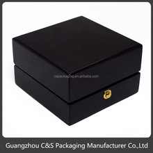 Luxury high quality Single Watch MDF Gift Box