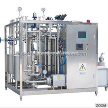 10T/h Milk/yogurt pasteurizer