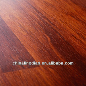 Elegant Red Oak Color Designed Parquet