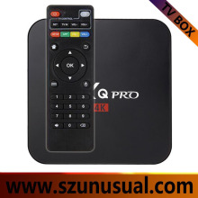 Andriod 6.0 Quad Core TV Box MQ Pro Amlogic s905 4 К Android TV Box
