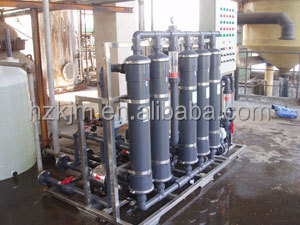 The waste acid, spent lye,purification UF membrane KJ-ESUF-9050/Membrane system
