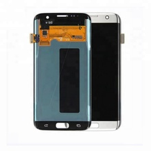 Mobile phone lcd screen for Samsung S7 edge screen assembly