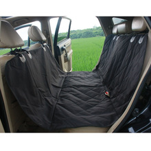 High quality pet car seat cover with Pet Dog Car Back Seat Travel Cover Waterproof Hammock
