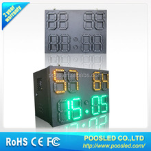 basketball score board \ alibaba express \ clock and score led display