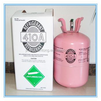Reemplazo de gas r404