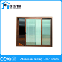 Skillful manufacture sliding glass doors for patio with low cost
