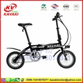 Cheap Price 14 Inch Fold Electric Bike, 36V Hidden Lithium Battery Folding Electric Vehicle