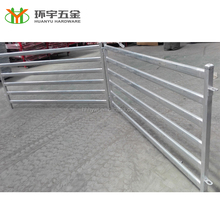 factory direct galvanized sheep corral panels/sheep yard panel
