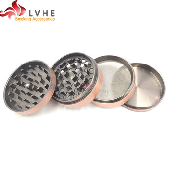 T058GZ LVHE Tolly From China Grinder Weed Manual Herb Grinder