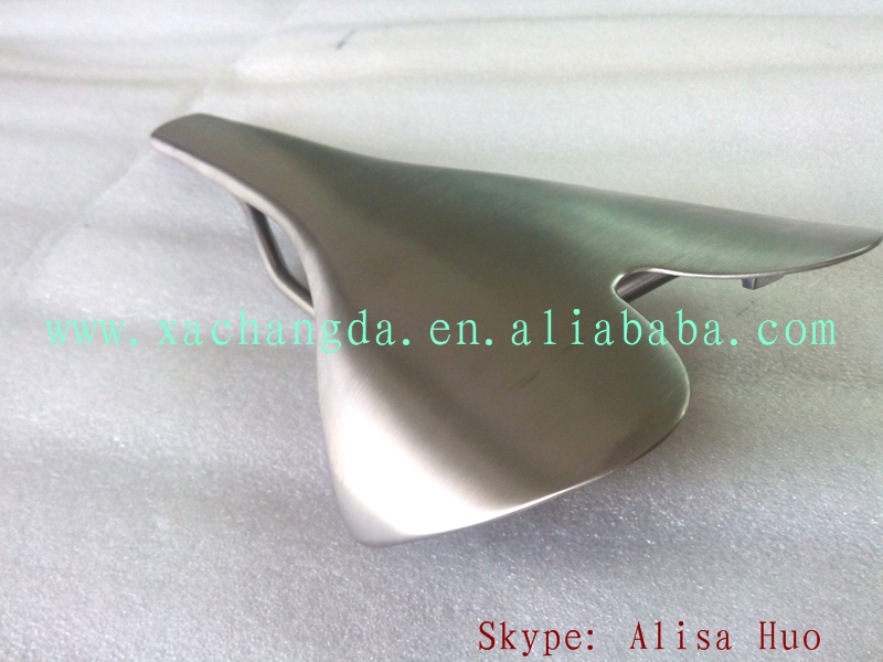 titanium bicycle saddle titanium bicycle saddle rails Titanium Integrated saddle wholesale