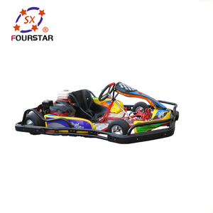 Factory direct sale 2 seat pedal go kart price