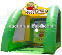 inflatable Soccer Shot,football shot game