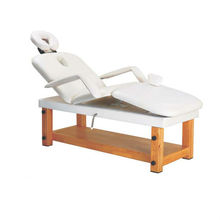 Three section adjustable spa stationary massage table
