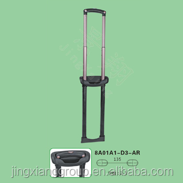 Guangzhou JingXiang Foldable Shopping Bag handle Telescopic Luggage Spare Parts For Eminent Travel Luggage Suitcase