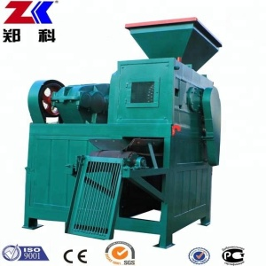 Coal dust briquette press machine