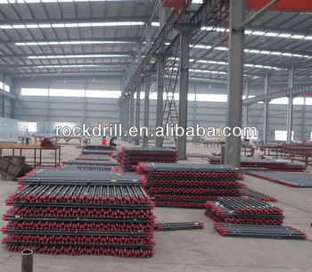 Hexagonal Rock Drill Steel/Tapered Rock Drill Rods