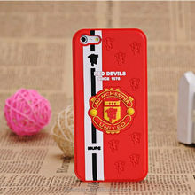 2014 World Cup Brazil Mobile Phone Cases Silicone Cover For iPhone 5 5S