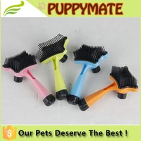 Lots of functions Dog deshedding Grooming Brush/pet care comb/Dog accessories undercoat