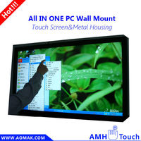Wholesale 42 Inch Indoor LED Wall Mount Digital Advertising Cheap Touch Screen Monitor