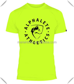 Men gym training Clothing Fitness Sportwear athletic running Shark Men T shirts custom printed