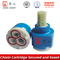 lever mixer tap ceramic disc cartridge valve