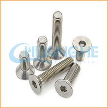DongGuan Chuanghe hot sale stainless steel decorative furniture screws
