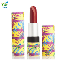 Make your own cosmetics packaging lipstick private label liquid lipstick