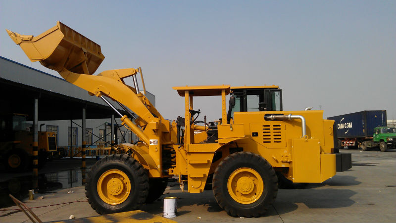 ZL18, ZL20, ZL30, ZL40,ZL50 mining /underground loader for coal/metal mine