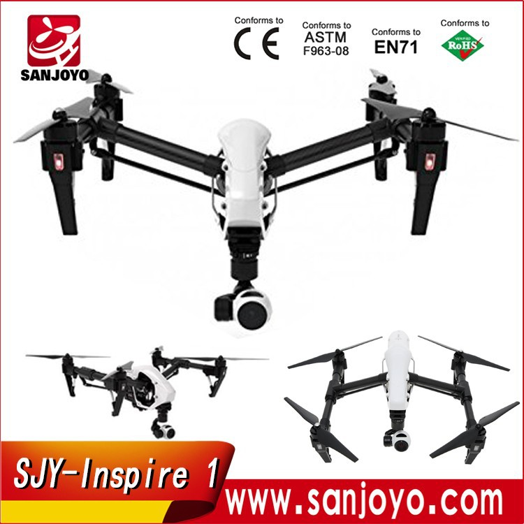 Best selling professional drone With 4K Camera & Gimbal with Single Remote DJI Inspire <strong>1</strong>