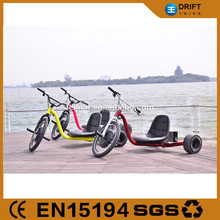 colorful 48v 1000w electric drift trikes front wheel tricycle for adults