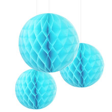 paper crafts hanging paper honeycomb ball for wedding party decoration