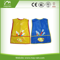 Cute-Baby Todder Kid Child Art Smock HOT Waterproof Apron