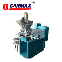 CANMAX brand cacao beans oil extract machine,screw press machine