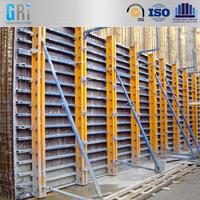 Plastic Formwork For Column Concrete