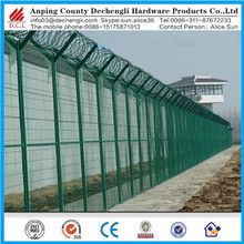 Anping factory barbed wire roll price fence